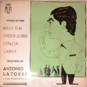 Latorre, Antonio - Discos BCDJ-20025-B