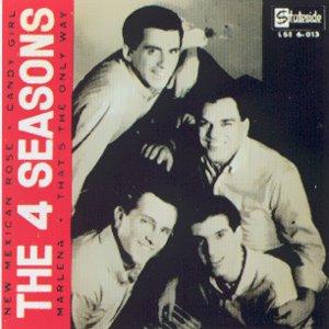 Four Seasons, The - StatesideLSE 6.013
