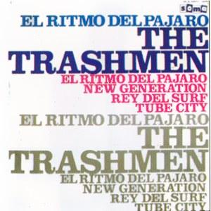 Trashmen, The - StatesideLSE 6.015