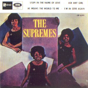 Supremes, The - Stateside LSE 6.022