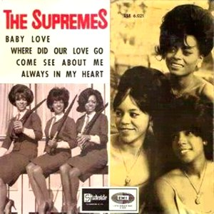 Supremes, The - Stateside LSE 6.021