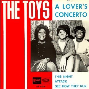 Toys, The - StatesideLSE 6.026