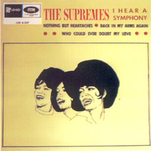 Supremes, The - Stateside LSE 6.027