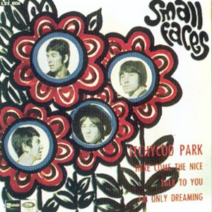 Small Faces, The - Stateside LSE 6.034