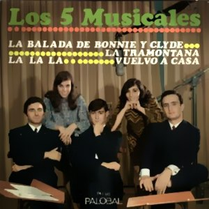 Cinco Musicales, Los - Palobal PH-141