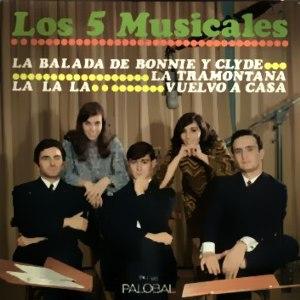 Cinco Musicales, Los - PalobalPH-141