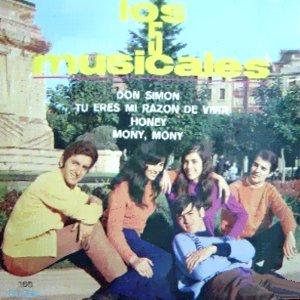 Cinco Musicales, Los - PalobalPH-165