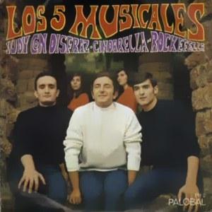 Cinco Musicales, Los - PalobalPH-  2