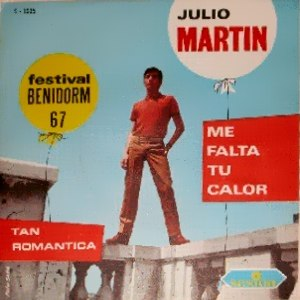 Martín, Julio - SesiónS-1025