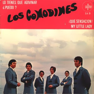 Comodines, Los - SaytonSA-31
