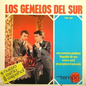 Gemelos Del Sur, Los - TempoT8E-001
