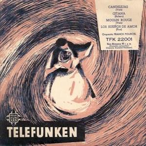 Franck Pourcel - TelefunkenTFK-22001