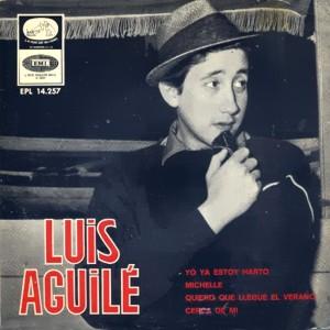 Aguilé, Luis - La Voz De Su Amo (EMI)EPL 14.257