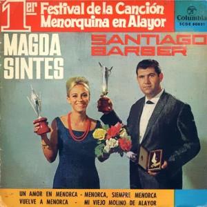 Varios - Pop Español 60' - ColumbiaSCGE 80821