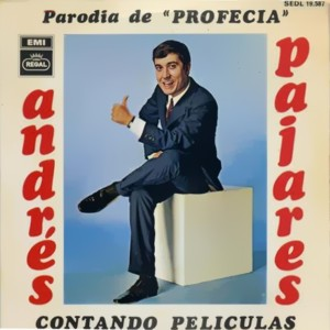 Pajares, Andrés - Regal (EMI)SEDL 19.587