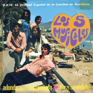Cinco Musicales, Los - PalobalS- 16