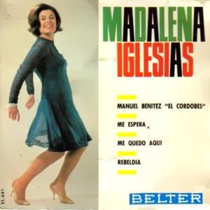 Iglesias, Madalena - Belter51.641