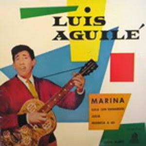 Aguilé, Luis - Odeon (EMI)DSOE 16.382