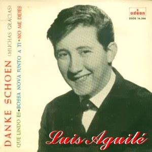 Aguilé, Luis - Odeon (EMI)DSOE 16.566