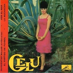 Gelu - La Voz De Su Amo (EMI)7EPL 13.893