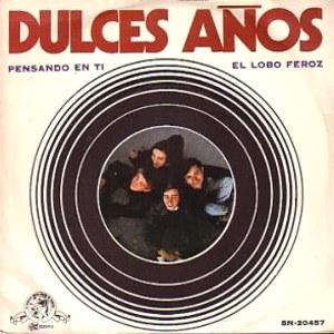 Dulces Años - GuitarraSN-20457