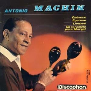 Machín, Antonio - Discophon27.389