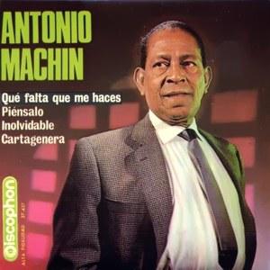 Machín, Antonio - Discophon27.437