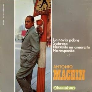 Machín, Antonio - Discophon27.401