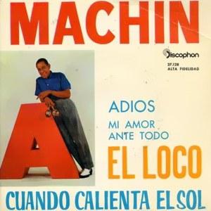 Machín, Antonio - Discophon27.128