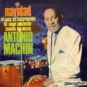 Machín, Antonio - Discophon27.463