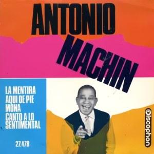 Machín, Antonio - Discophon27.478