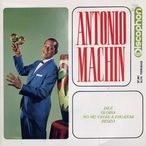 Machín, Antonio - Discophon27.261