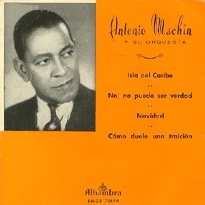 Machín, Antonio - Alhambra (Columbia)EMGE 70174