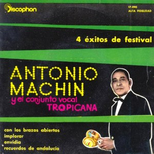 Machín, Antonio - Discophon 17.090
