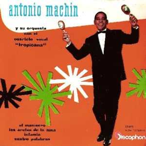 Machín, Antonio - Discophon 17.012