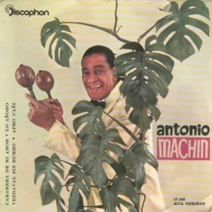 Machín, Antonio - Discophon 17.160