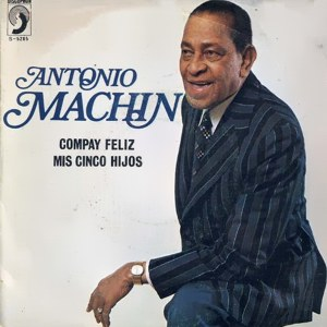 Antonio Machín - Discophon S-5285
