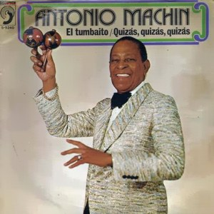 Machín, Antonio - DiscophonS-5240