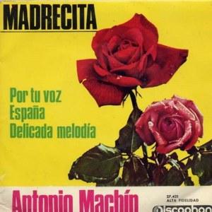 Machín, Antonio - Discophon27.421