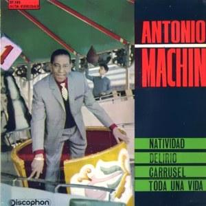 Machín, Antonio - Discophon27.185