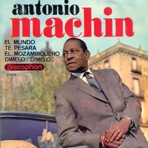 Machín, Antonio - Discophon27.455