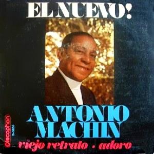 Machín, Antonio - DiscophonS-5050