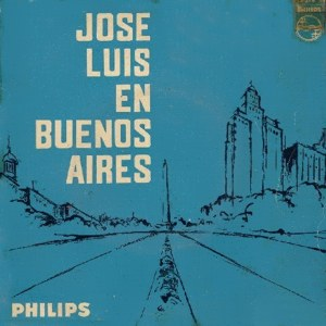 José Luis Y Su Guitarra - Philips428 272 PE