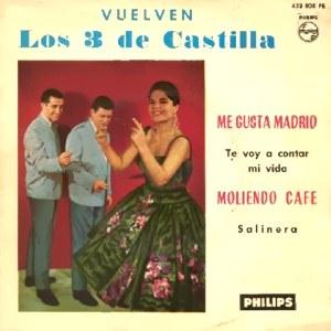 Tres De Castilla, Los - Philips433 808 PE