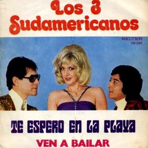 Tres Sudamericanos, Los - Belter08.396