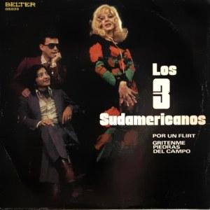 Tres Sudamericanos, Los - Belter08.039