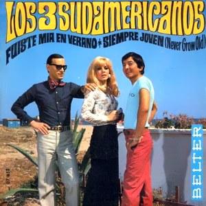 Tres Sudamericanos, Los - Belter07.612