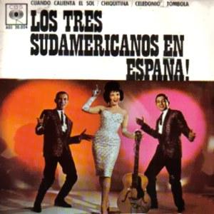 Tres Sudamericanos, Los - CBSAGS 20.024