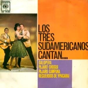 Tres Sudamericanos, Los - CBSAGS 20.006