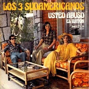 Tres Sudamericanos, Los - Belter08.607